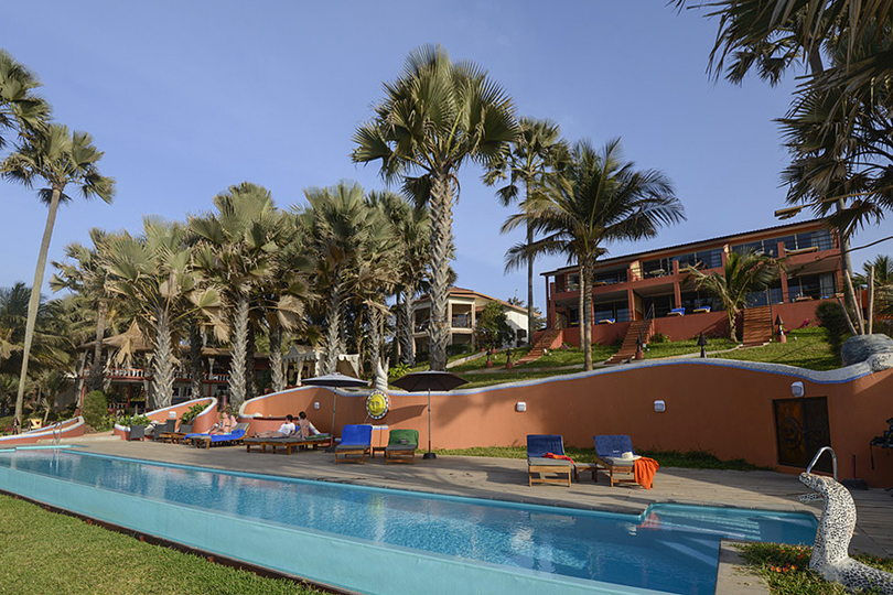 Ngala Lodge, Gambia - Boutique Hotel Gambia