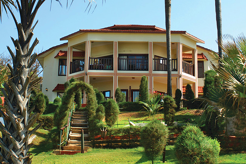 The original Ngala Lodge, Gambia - Boutique Hotel Gambia