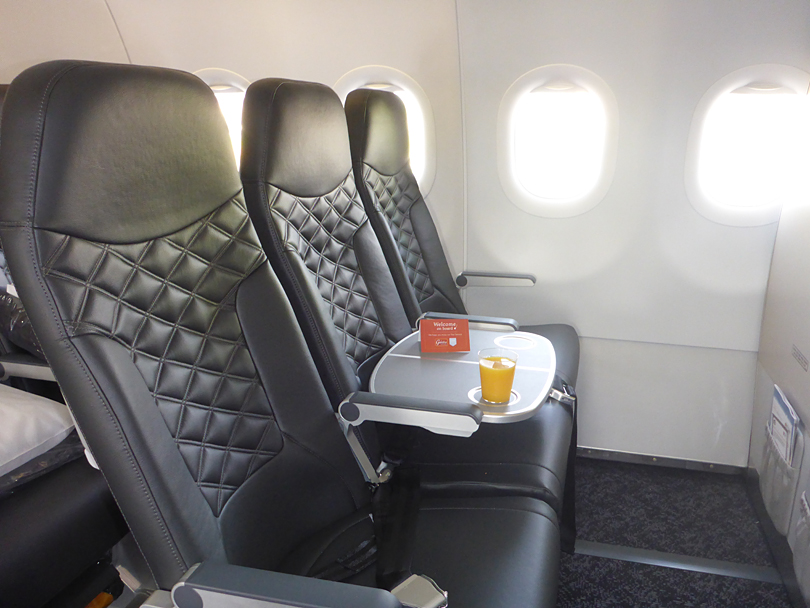 Gambia Expereince Star Service seating with Titan