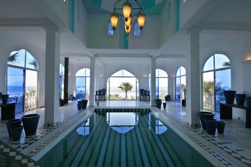 Luxury spa in the Gambia, Coco Ocean Resort and Spa
