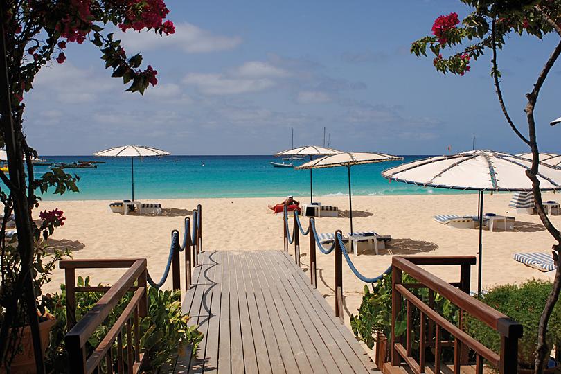 Hotel Morabeza, Cape Verde