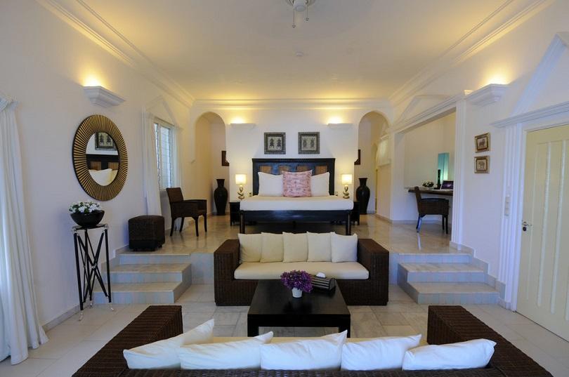 Guestroom at Coco Ocean