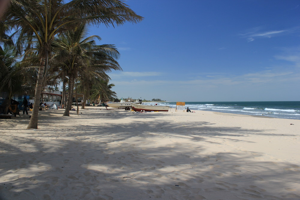 Kotu Beach, Gambia