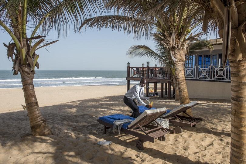 Beach at Coco Ocean