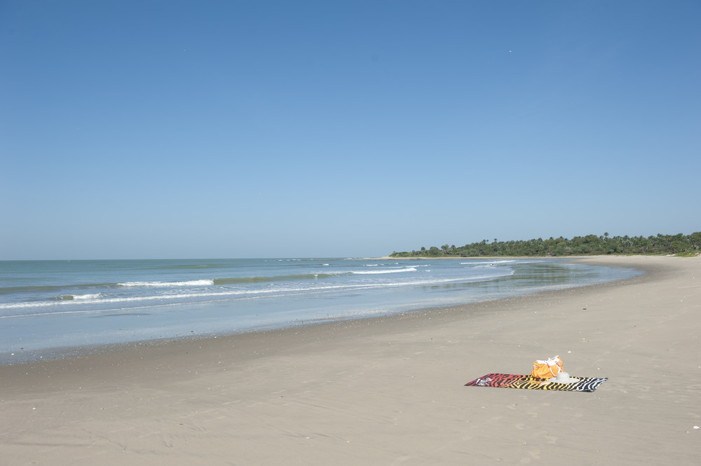 Beaches in Gambia