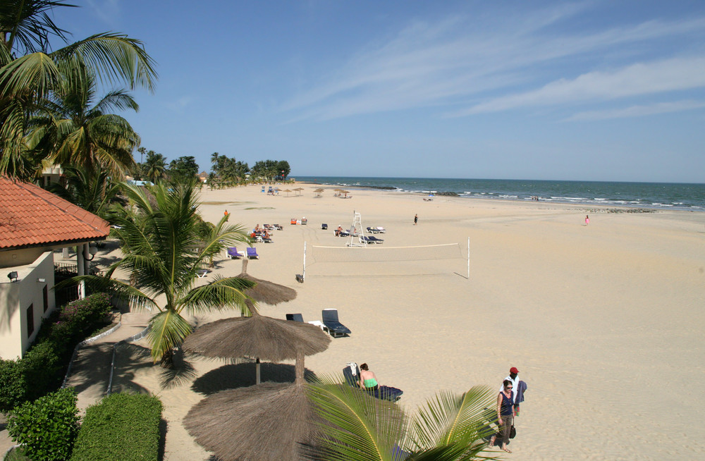 Best beaches in the Gambia, Cape Point